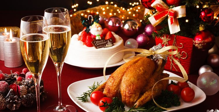 WHAT IS THE MOST CALORIFIC PART OF YOUR CHRISTMAS DINNER?
