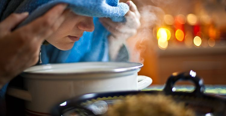 THE BEST WAYS TO GET RID OF A COLD FAST