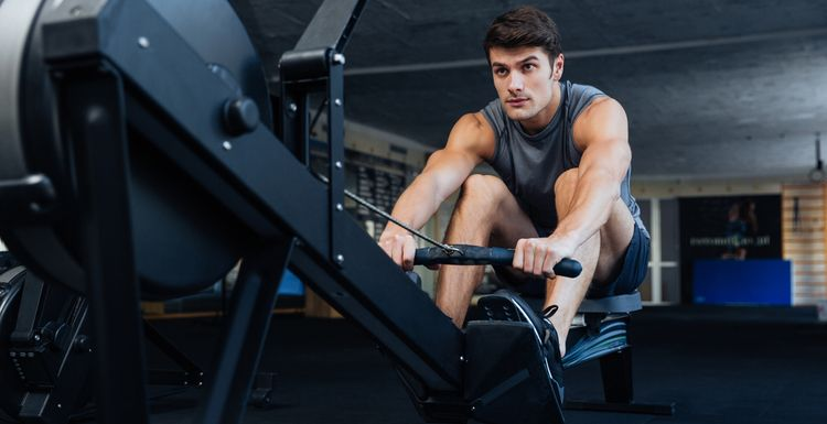 Is the rowing machine one of the best all round workouts?