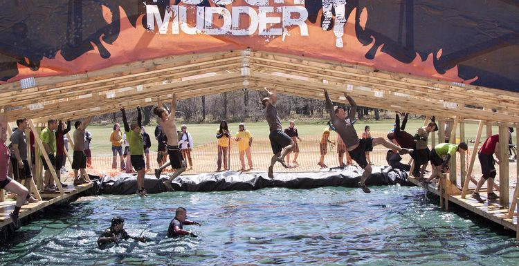 Get Tough Mudder fit this Spring
