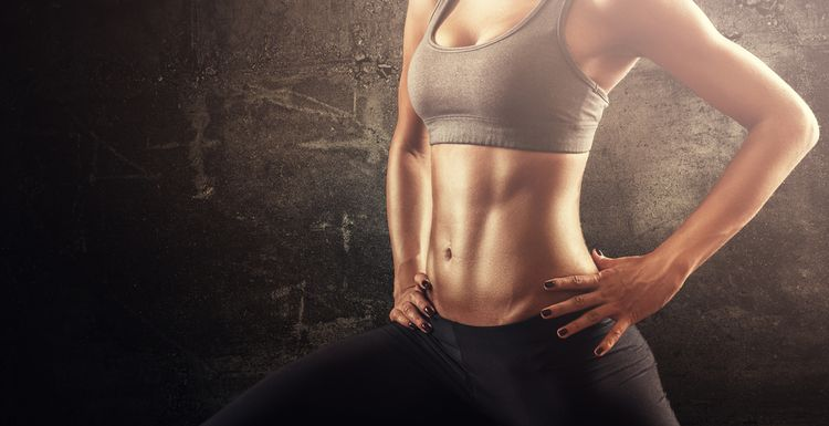 5 exercises to flatten your stomach and crunch your abs