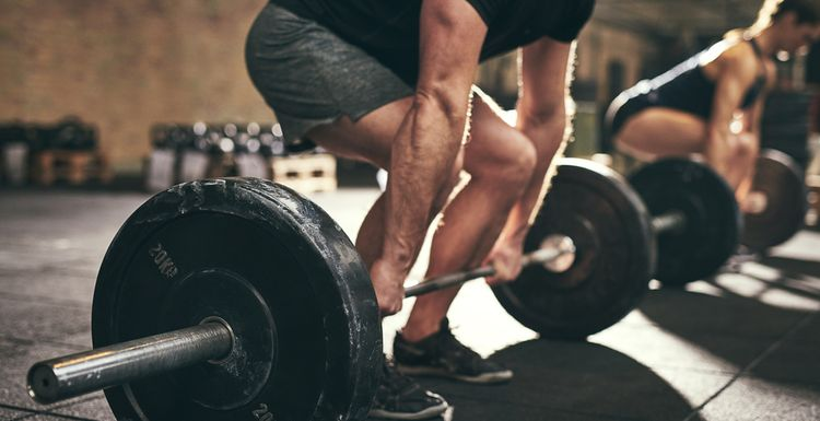 One exercise that will transform your body. The Deadlift
