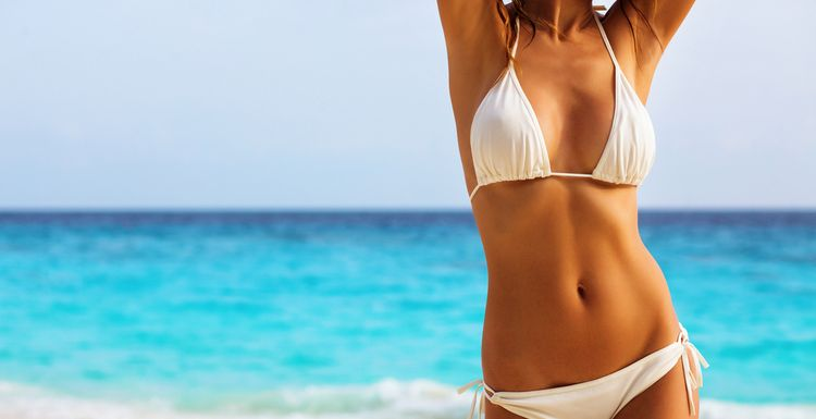 READY FOR SUMMER. HOW TO TONE AND TRIM IN SIX WEEKS