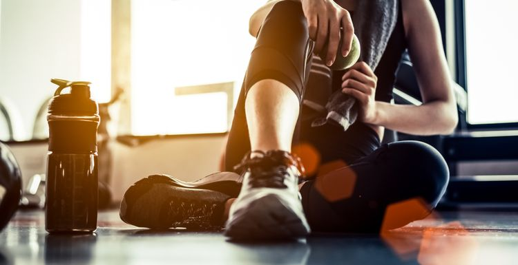EXERCISE CURBS YOUR APPETITE