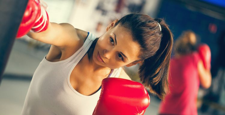 10 REASONS TO TRY BOXING FOR FITNESS