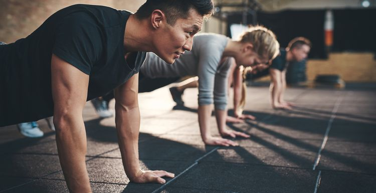 THREE SIMPLE BUT EFFECTIVE GYM EXERCISES