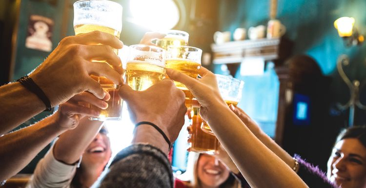 Benefits of going alcohol free for a month