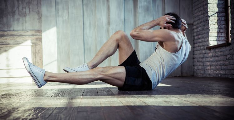 How much time should I spend in the gym?