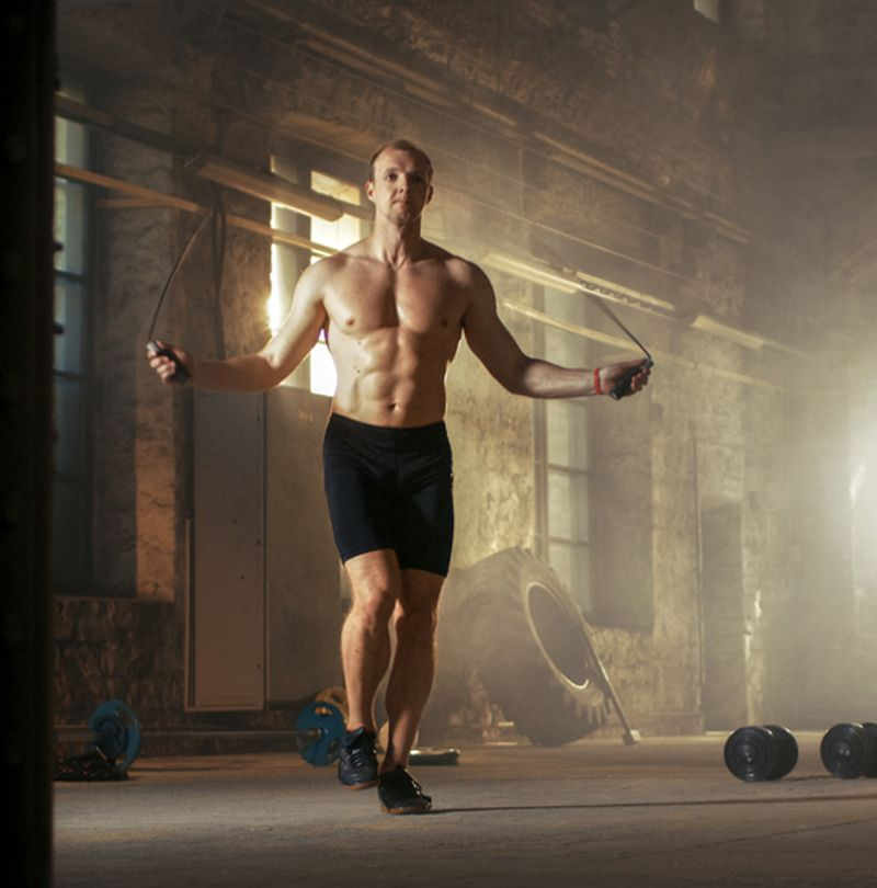 MISSED A WORKOUT SESSION? TRY SHIVERING INSTEAD