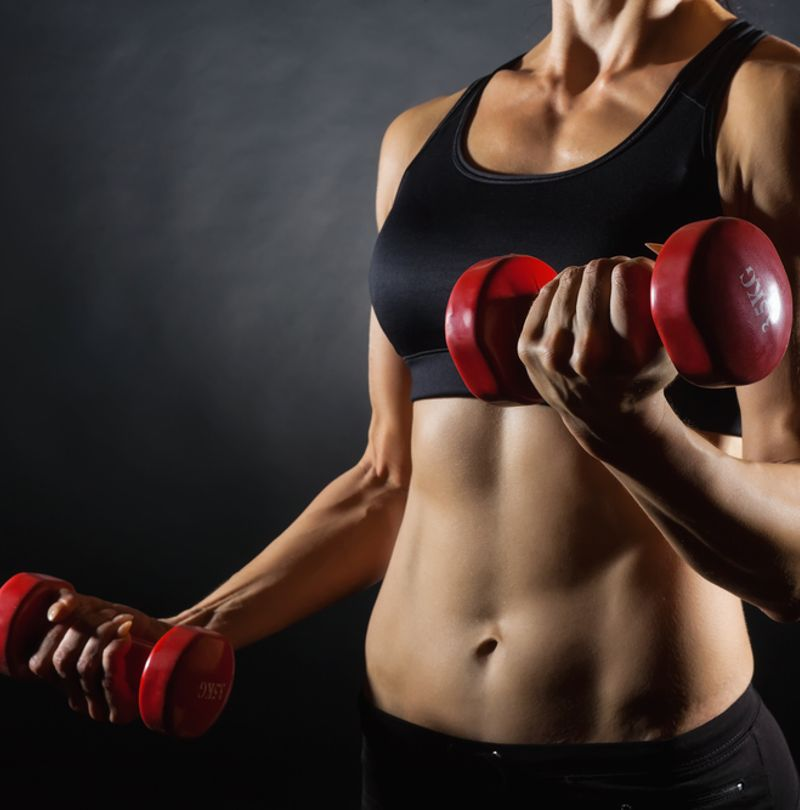 The Amazing Benefits of Strength Training
