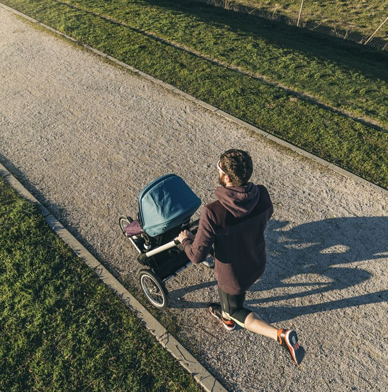 Fitness for parents. How and when to get that vital exercise to keep you sane