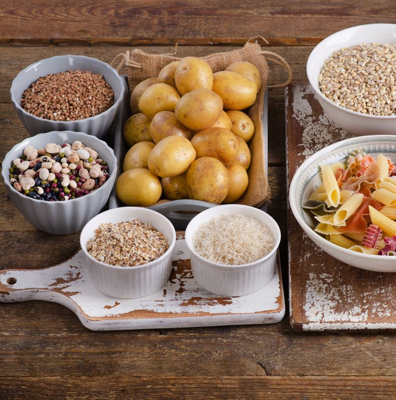 THE 10 COMPLEX CARBS THAT YOU SHOULD EAT
