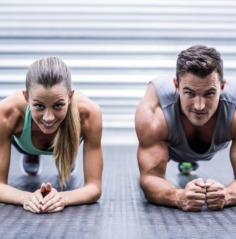 5 fitness tests to see how fit you really are