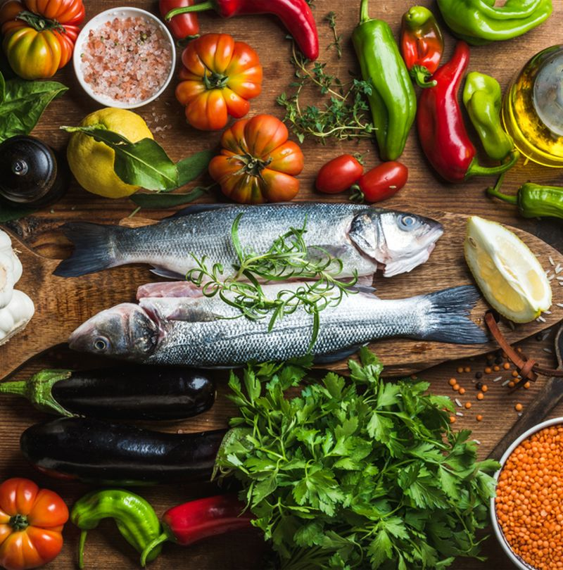 HEALTHY MIND IN A HEALTHY BODY. HOW THE MEDITERRANEAN DIET CAN HELP DEPRESSION