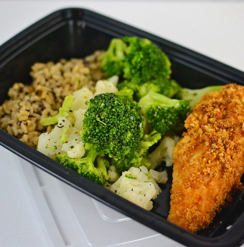 PLAN AHEAD AND PREP FOR EASY HEALTHY MEALS