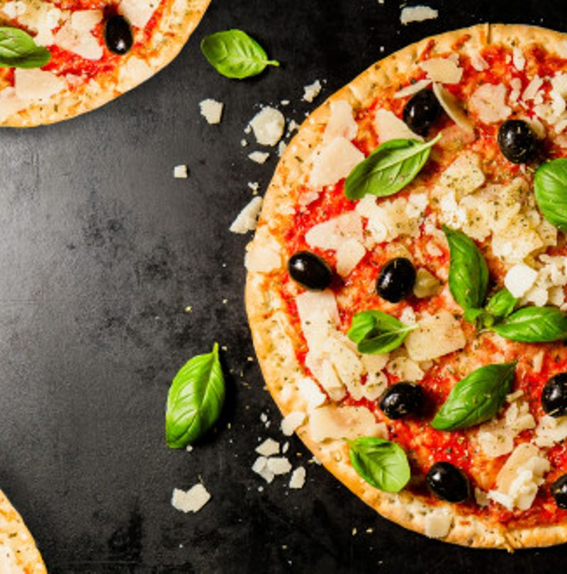 Key ingredients to a healthy pizza recipe