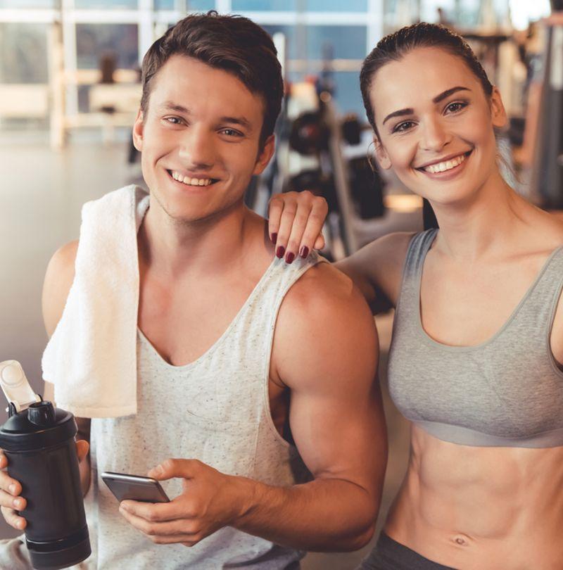 Exercise has a profound effect on your fat