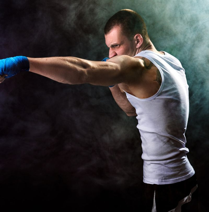 MODERATE EXERCISE GIVES A 24 HOUR METABOLISM BOOST
