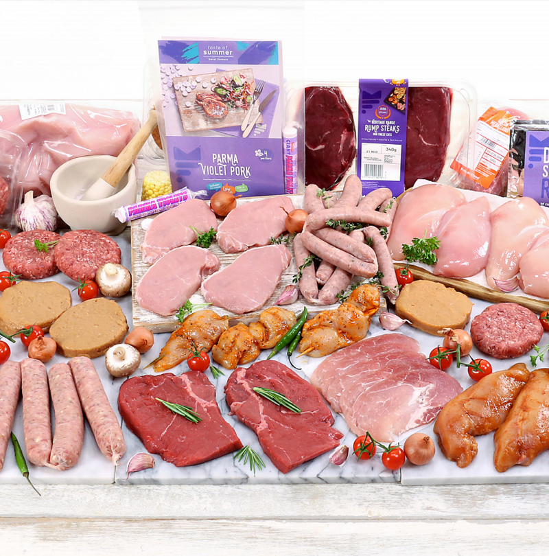 MuscleFood. 38 meals. 20 off. Why wouldn't you?