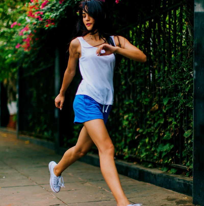 Improve your mental health by getting active