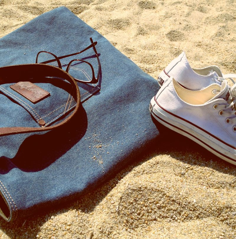 What to pack in your bag for a summer's day