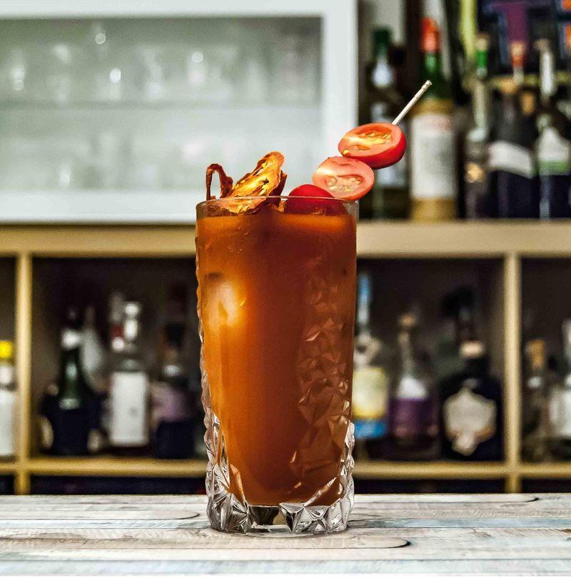 Low calorie alcoholic Christmas drink alternatives