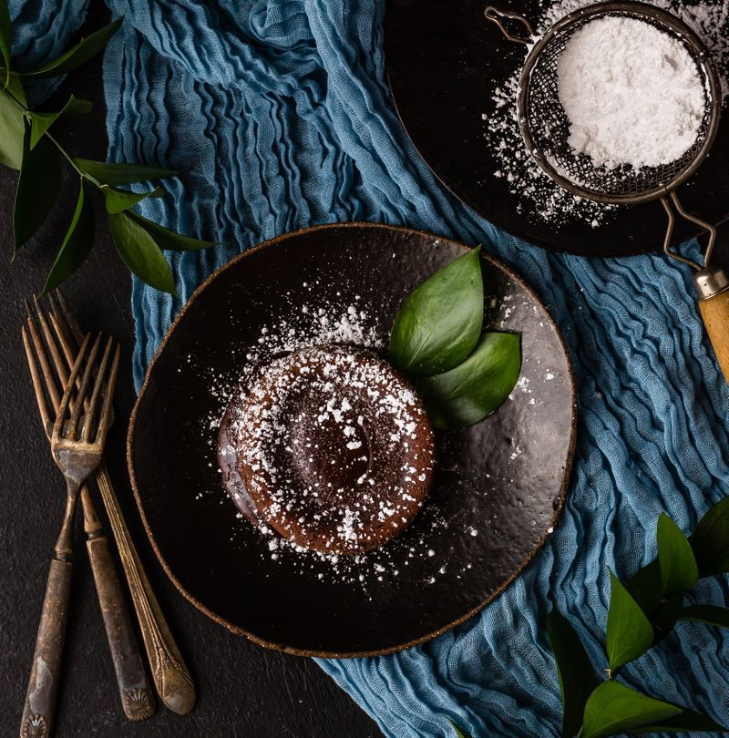 Sugar free chocolate cake (yes really)