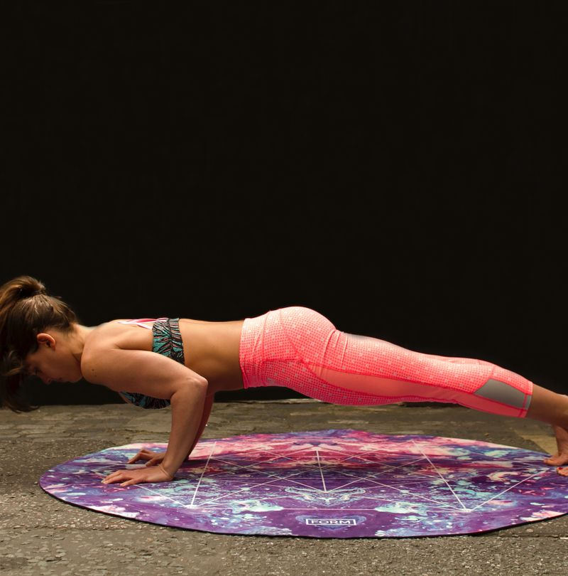 How long do you need to plank for to flatten your stomach?