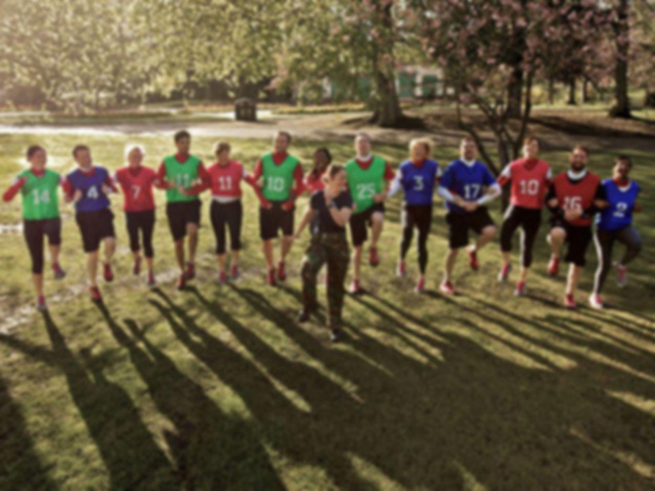 British Military Fitness Gunnersbury Park, London, W5 | Hussle
