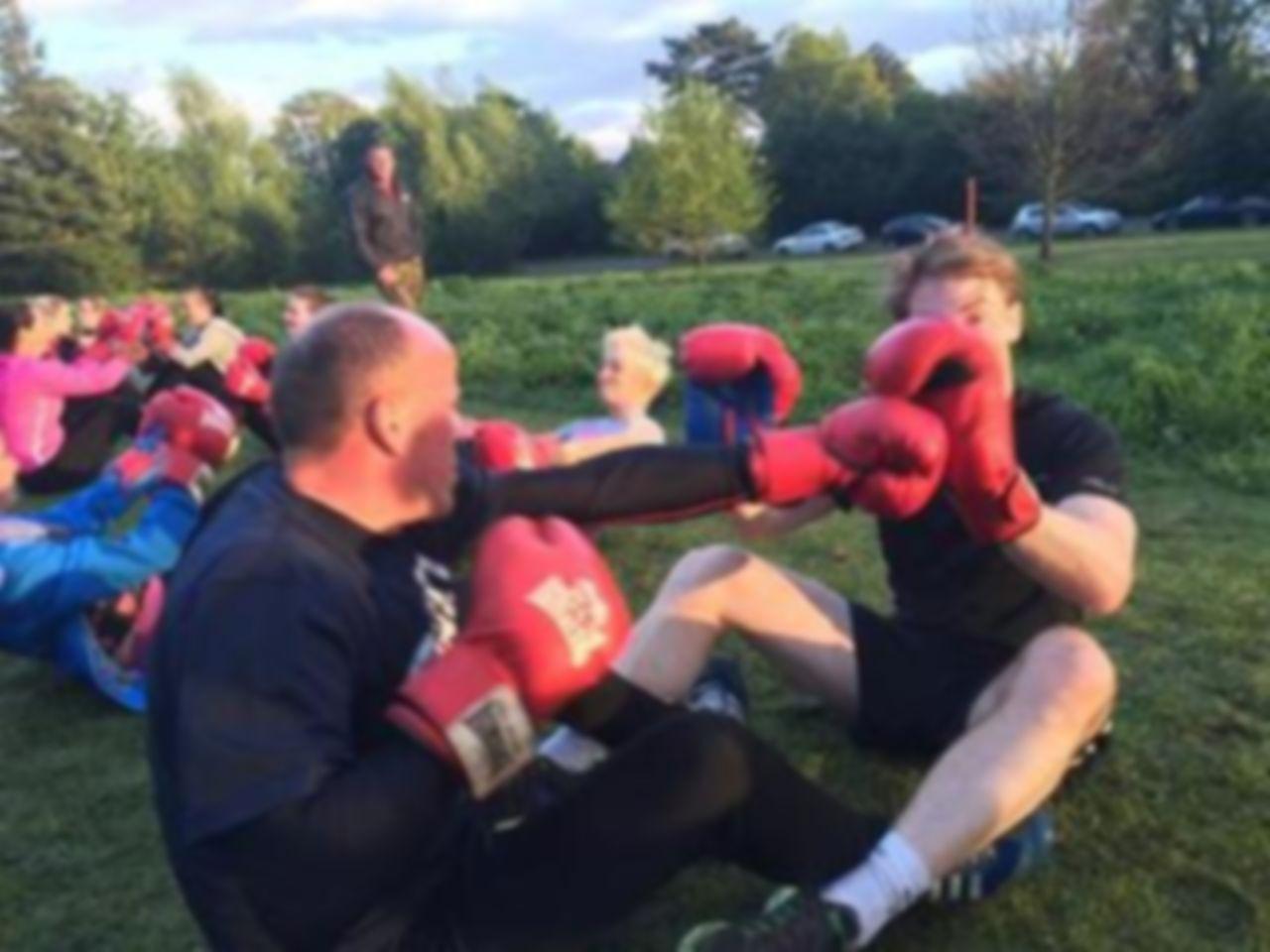 Regiment Fitness Waltham Abbey En9 Waltham Abbey Payasugym