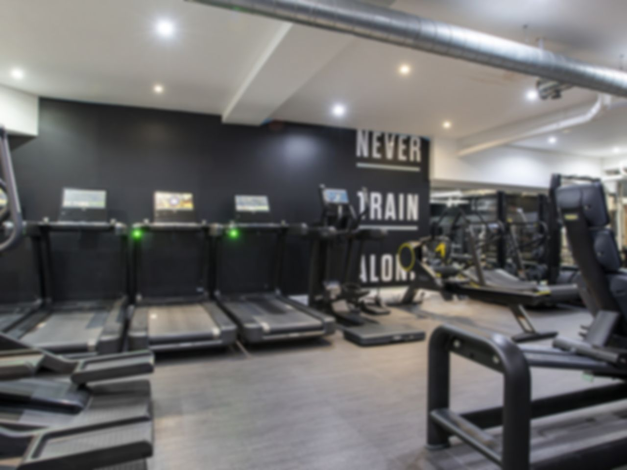 The fitness space wapping flexible gym passes e w wapping