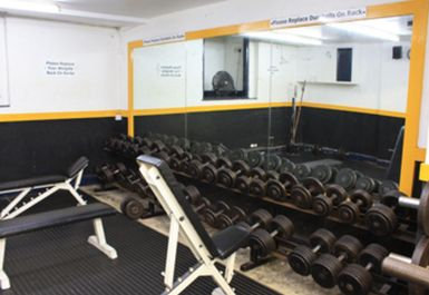 Squats Gym Image 3 of 10