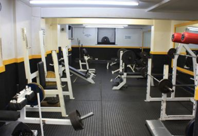 Squats Gym Image 5 of 10