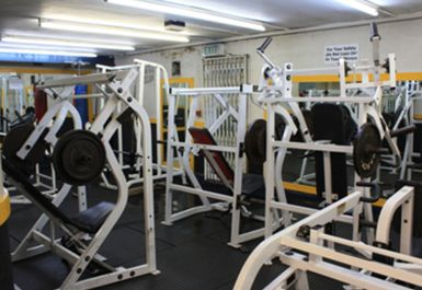 Squats Gym Image 6 of 10
