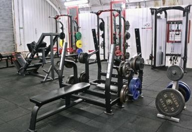 Central Strength Gym Image 7 of 10