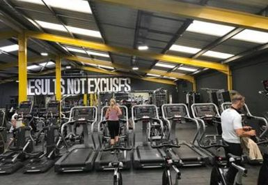 Underground Gym Newhaven Image 2 of 6