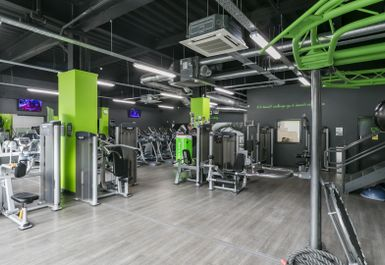 Energie Fitness Cambuslang
