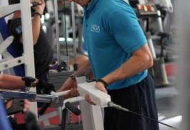 PERSONAL TRAINING AT VIDA HEALTH AND FITNESS OXFORD