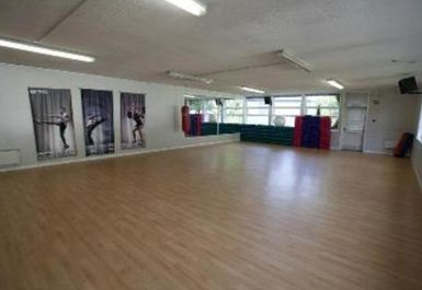 EXERCISE STUDIO AT VIDA HEALTH AND FITNESS OXFORD