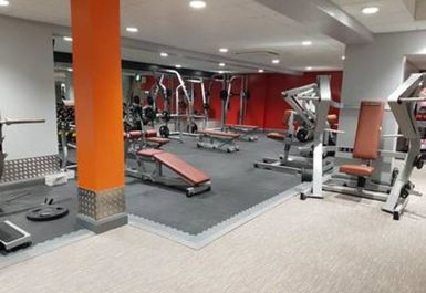 Frogmore Leisure Centre Image 1 of 4