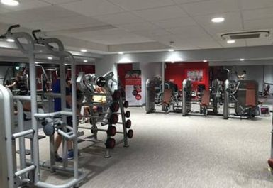 Frogmore Leisure Centre Image 2 of 4