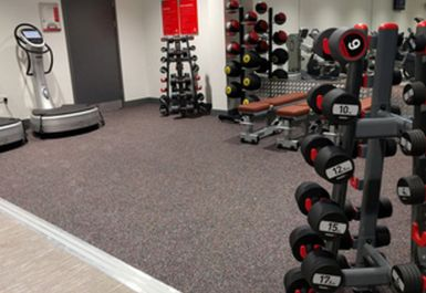 Westway Sports & Fitness Centre Image 4 of 10