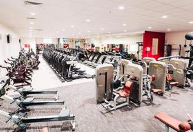 Westway Sports & Fitness Centre Image 1 of 10