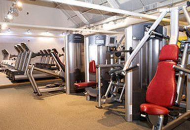 Nuffield Health Aylesbury Fitness & Wellbeing Gym Image 5 of 6