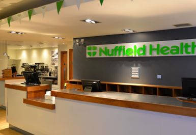 Nuffield Health Bridgend Fitness & Wellbeing Gym