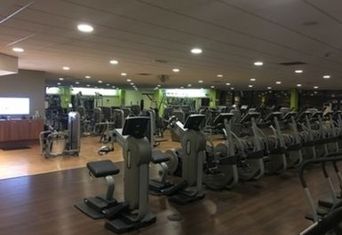 Nuffield Health Crawley Central Fitness & Wellbeing Club Image 1 of 4