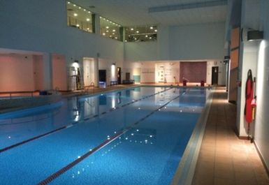 Nuffield Health Crawley Central Fitness & Wellbeing Club Image 3 of 4