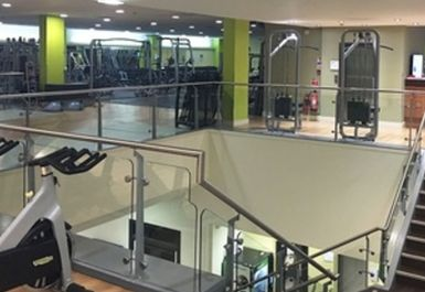 Nuffield Health Crawley Central Fitness & Wellbeing Club Image 4 of 4