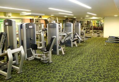 Nuffield Health Farnham Fitness & Wellbeing Gym