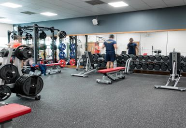 Nuffield Health Kingston Fitness & Wellbeing Gym